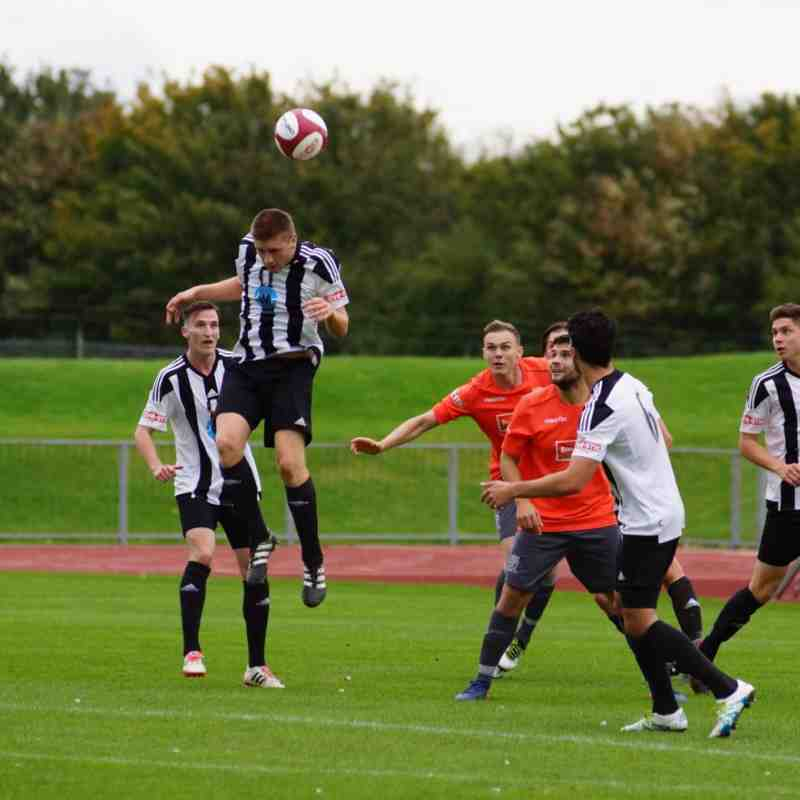 Stafford Rangers 7th October 2017 by Mark Goodale