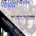 Grantham Town vs. Halesowen Town