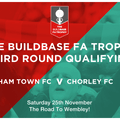 Home Draw For The Gingerbreads