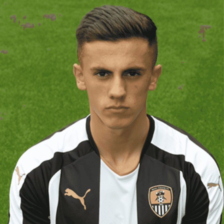 Notts County Youngster Joins The Gingerbreads
