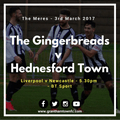 Grantham Town 1 - 1 Hednesford Town