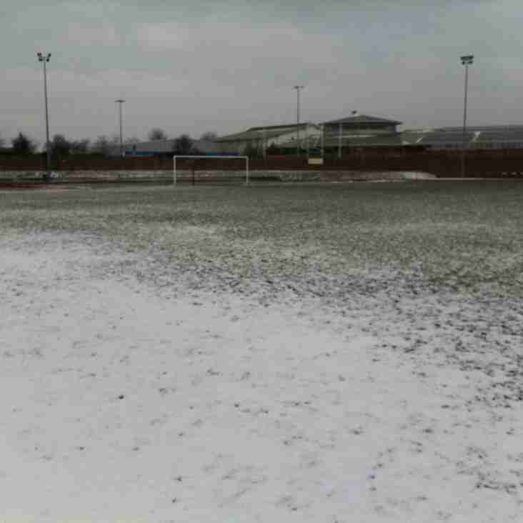 As Expected, Hednesford Off