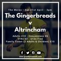 The Gingerbreads Need Your Support This Weekend!