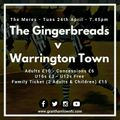 Grantham Town 0 - 0 Warrington Town