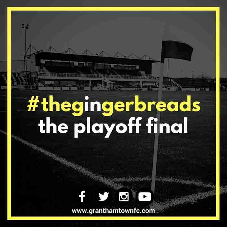 The Winner Takes All In The Play-Off Final!