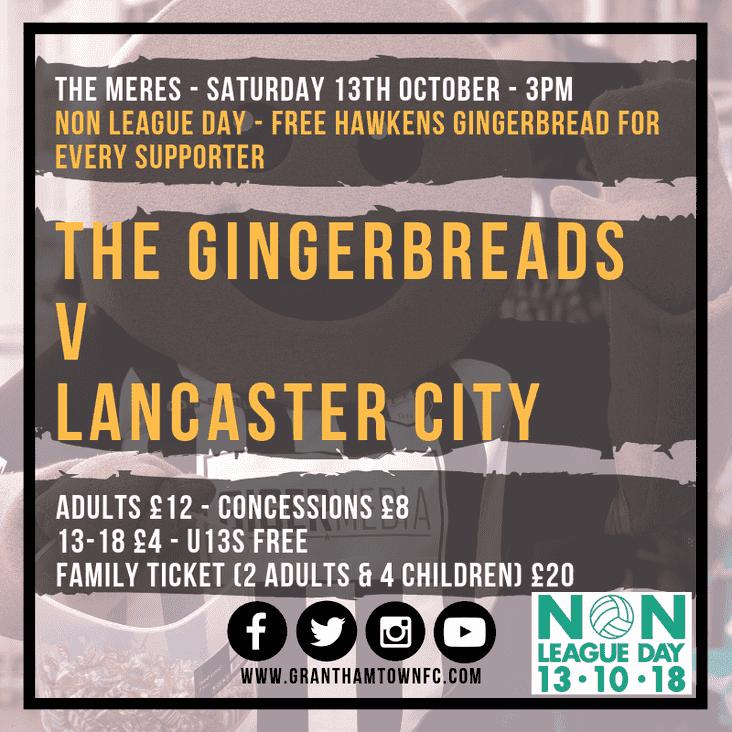 We're Giving Away Gingerbread Men!
