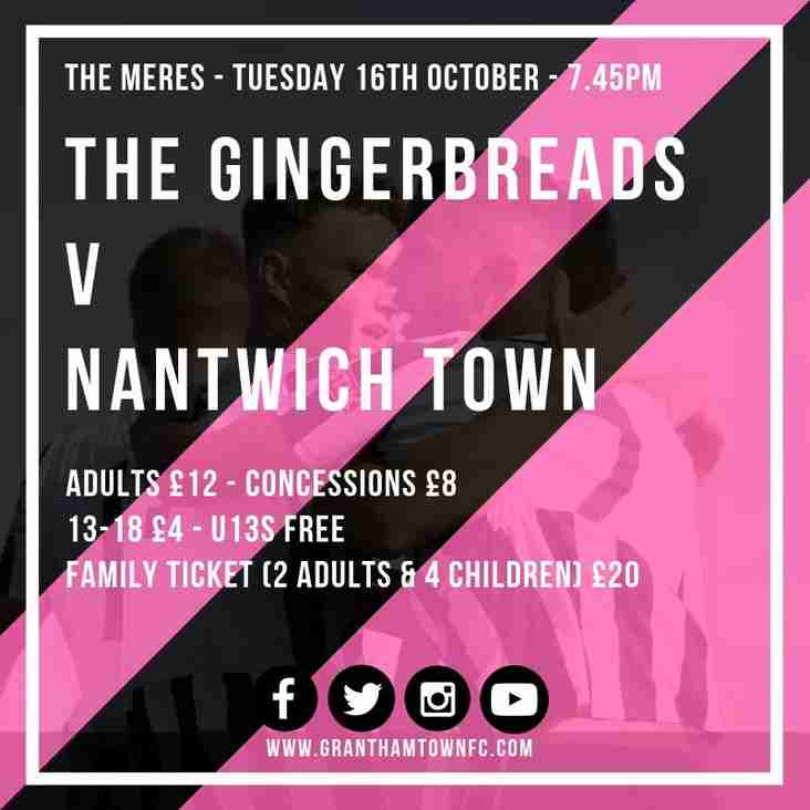 Gingerbreads Looking For October Win