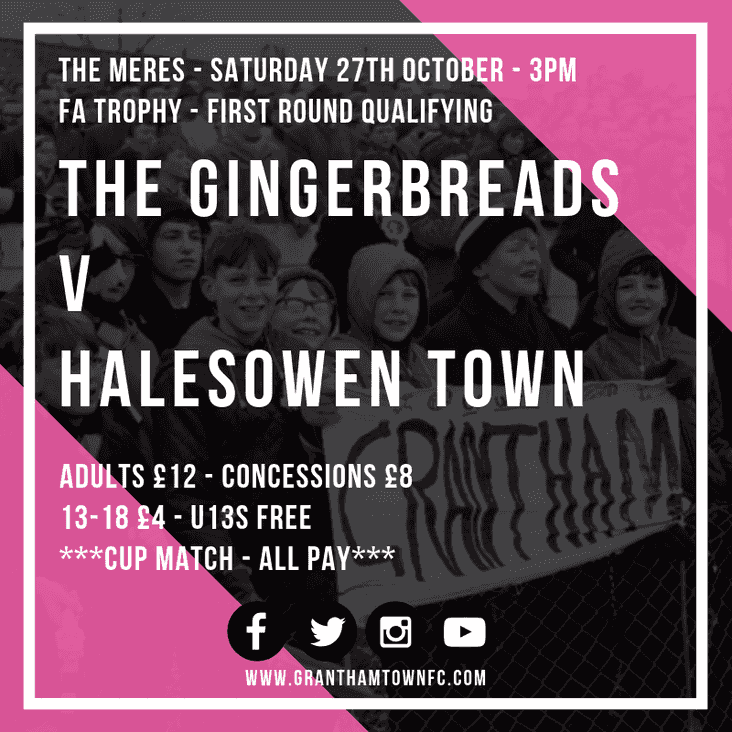 FA Trophy Campaign Commences For The Gingerbreads