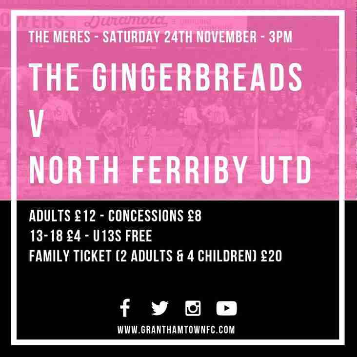 The Start of A Winning Run for The Gingerbreads?
