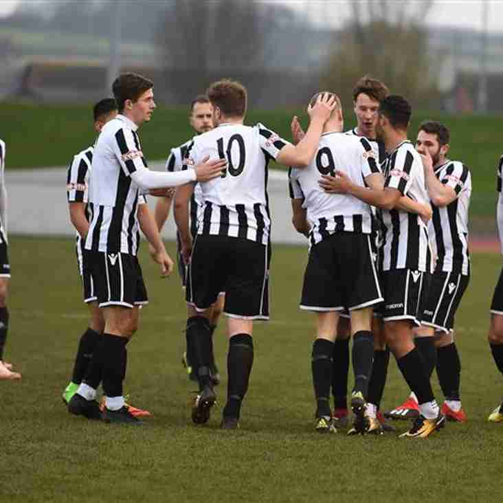 Grantham Town deserve more but go down