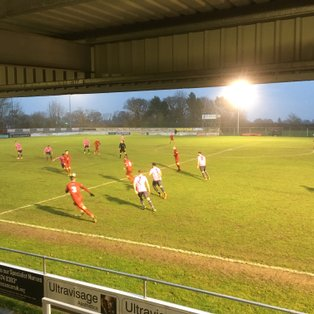 Gingerbreads Win in Mickleover