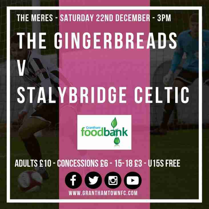 Festive Football Continues At The Meres