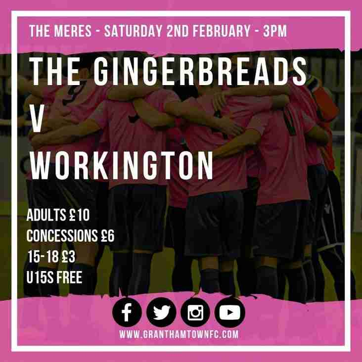 Crunch Game For The Gingerbreads
