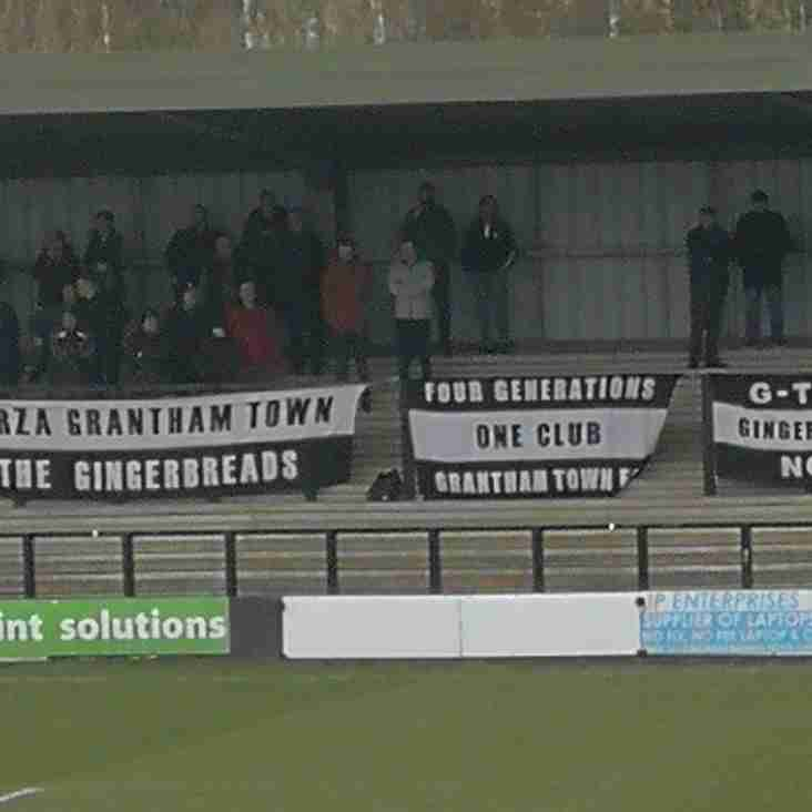 First Half Goals Key To Town Defeat