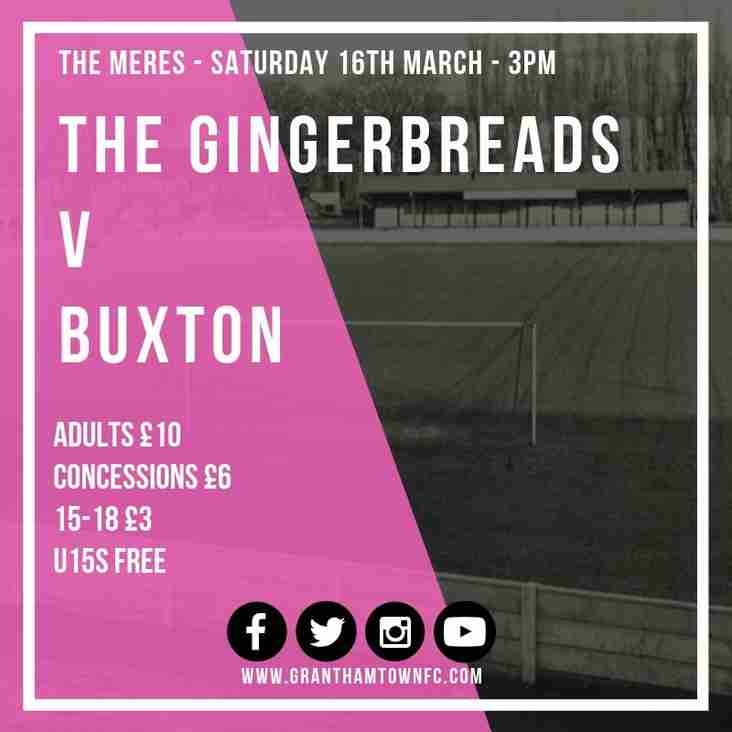 Gingerbreads Look To Move Clear Of The Drop Zone