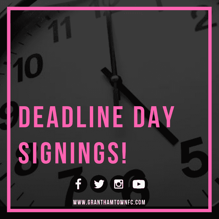 Deadline Day Signings