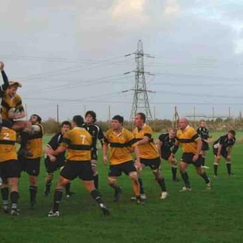 1st XV home v Colchester 09-10
