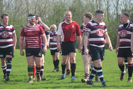 Memorial Day vs St Marys Old Boys RFC