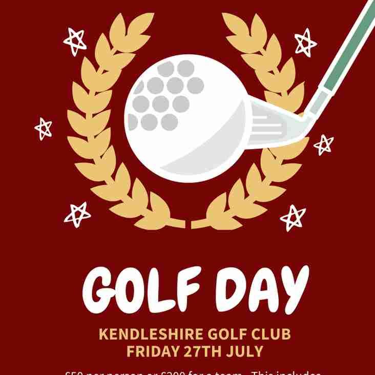 Cleve RFC Annual Golf Day