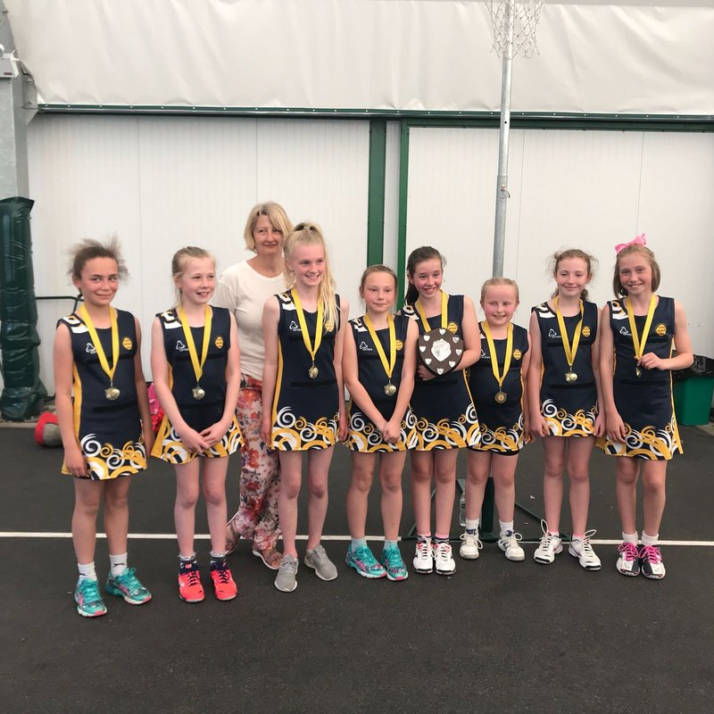 Calne Gold U11 Team win 'Gold'