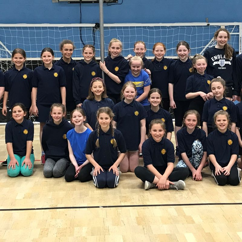 Calne Junior Netball Easter Camp 2019