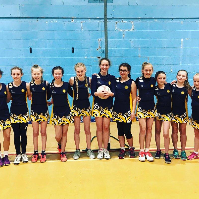 Calne U12's clinch second place in Swindon League