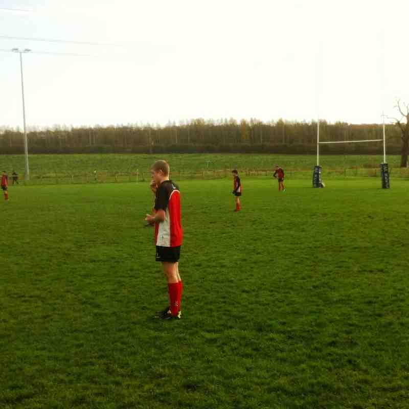 Worcester U15 v Walsall U15