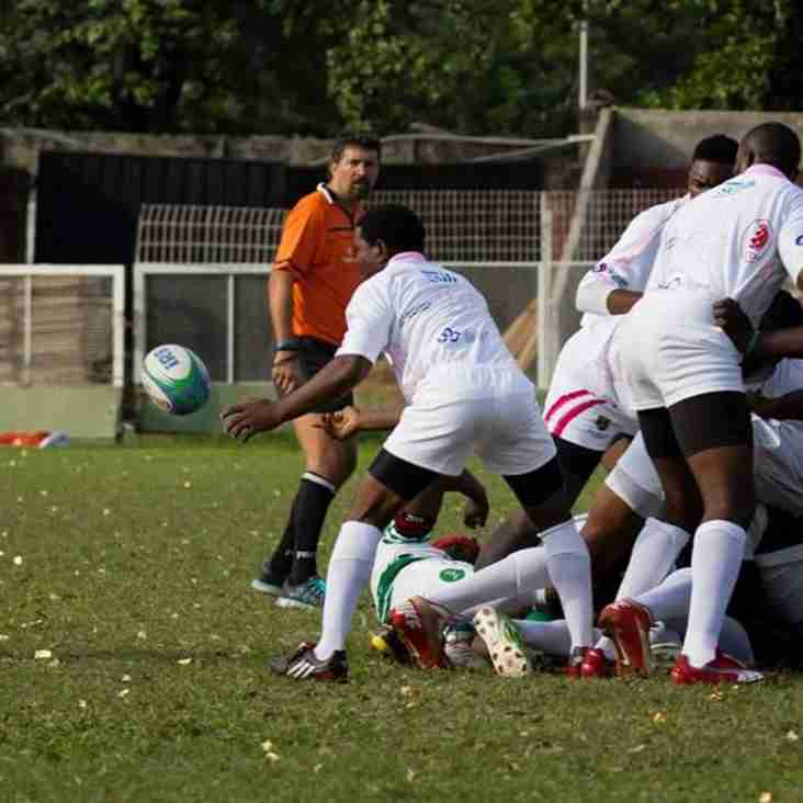 Lagos Rugby Union Men's League  Defending Champions; Cowries to face Table toppers, Racing on Sunday