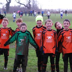 Monk Fryston JFC vs GTT Blacks U10's