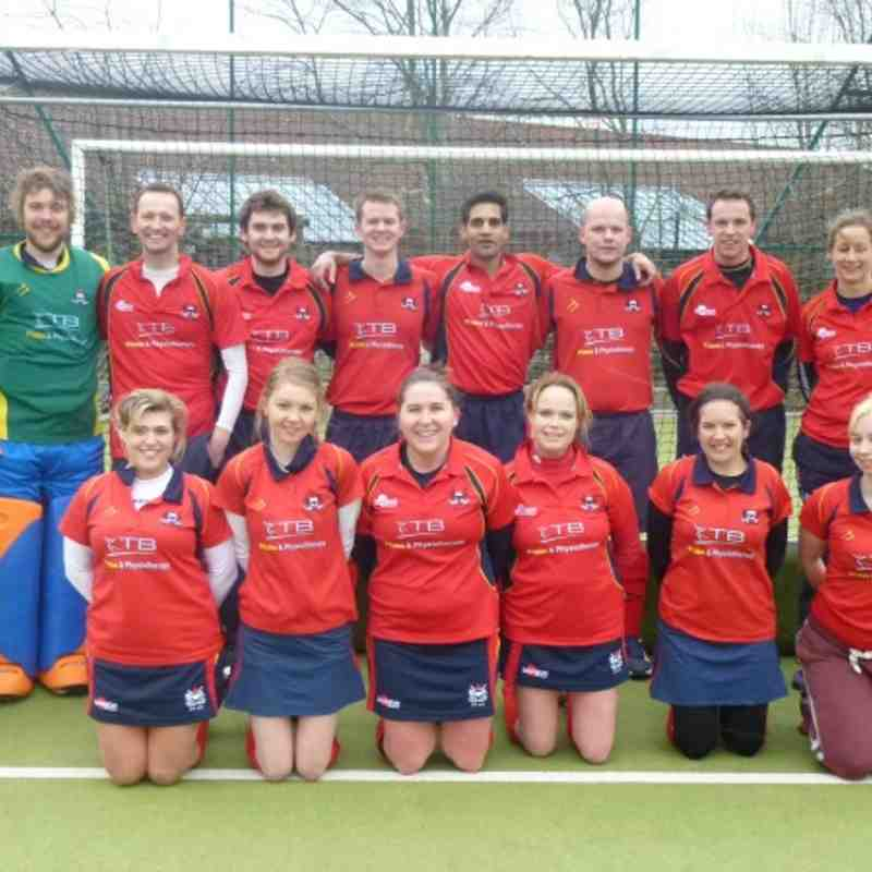 Mixed v Worthing 24/2/13