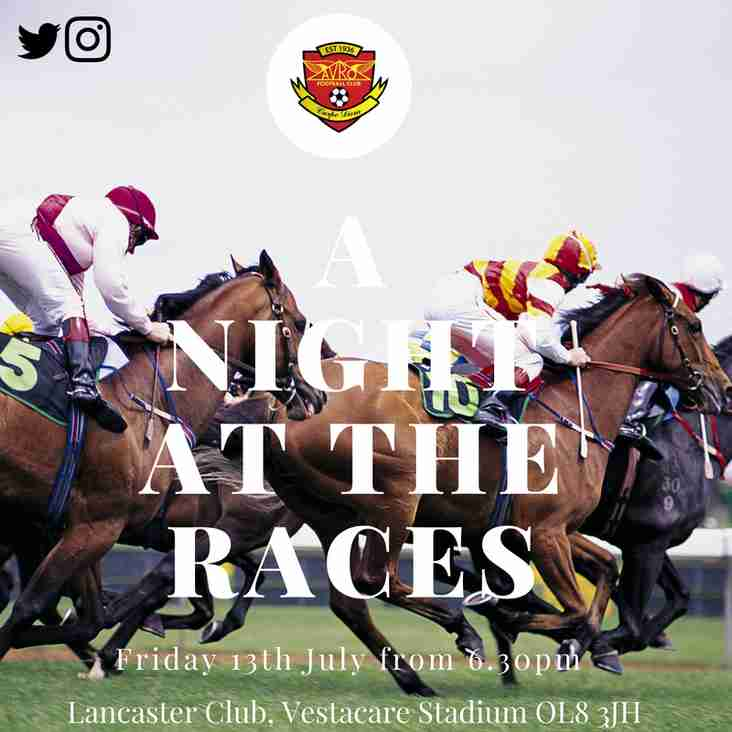 A night at the races !