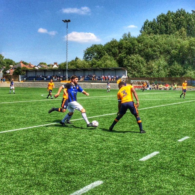 Avro FC 1 Oldham Athletic U21 1