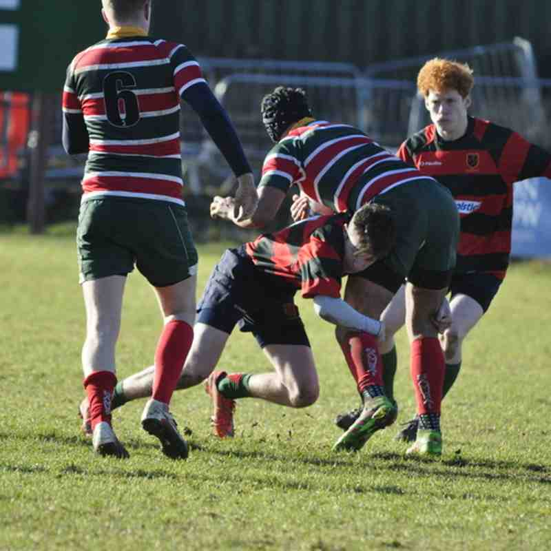 Colts vs Lincoln (A) Feb 2017