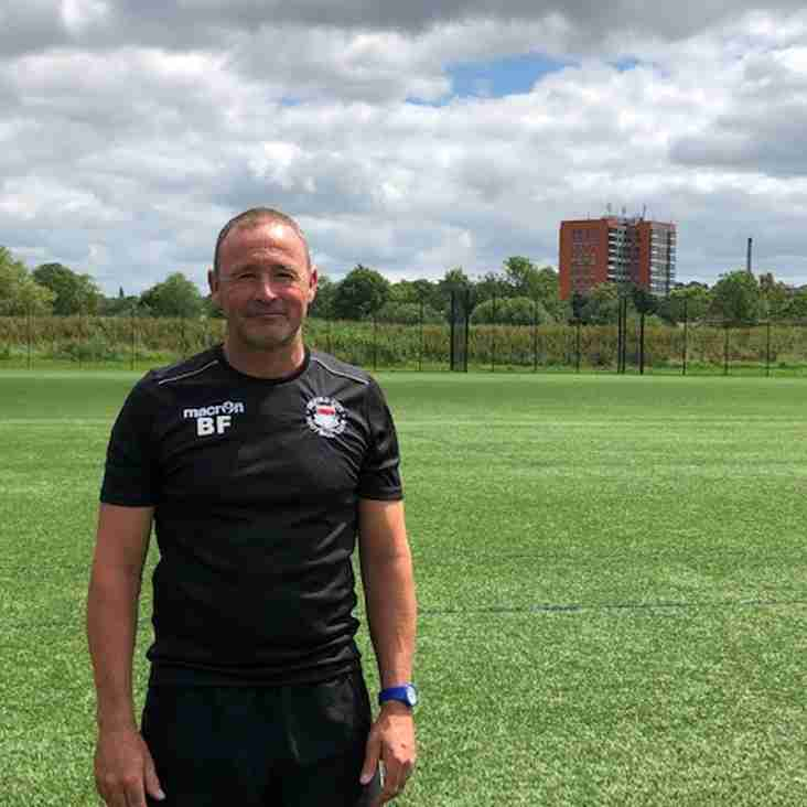 Brian Flannery returns to Oxford City Ladies for the New Season
