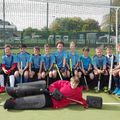 First U14 boys game of season ends in narrow defeat