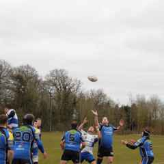 1st XV v Brackley (W) 19th March 2016