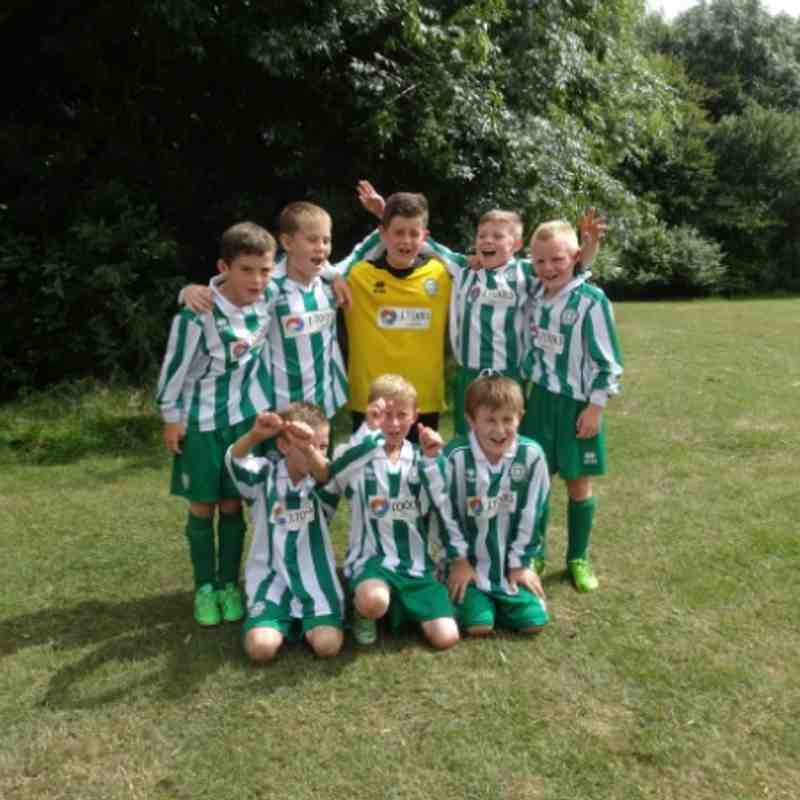 DTFC Tournament July 2013