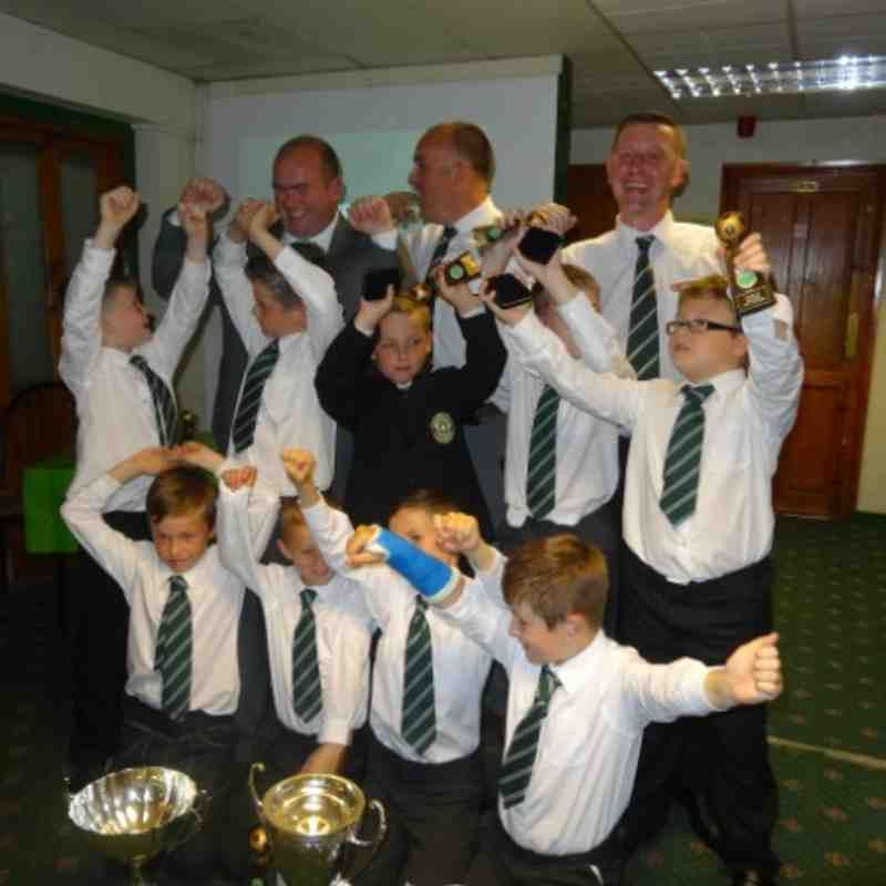 U9's Presentation Night