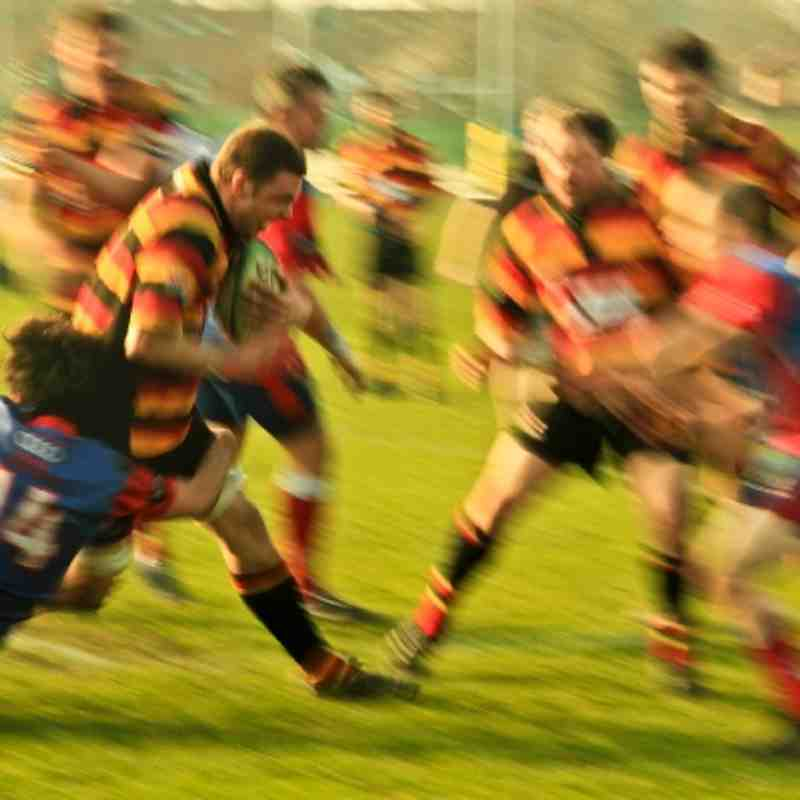 HM 1st Vs Blackburn 24/4/12