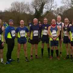 Saturday 13th February - B'ham League XC Senior Men (Race 4 Plock Court, Gloucester)