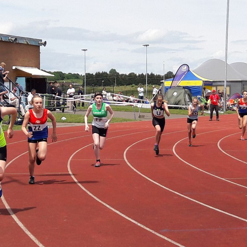 KSAC Spring Open Track & Field Comp - Sunday 8th April from 12 noon