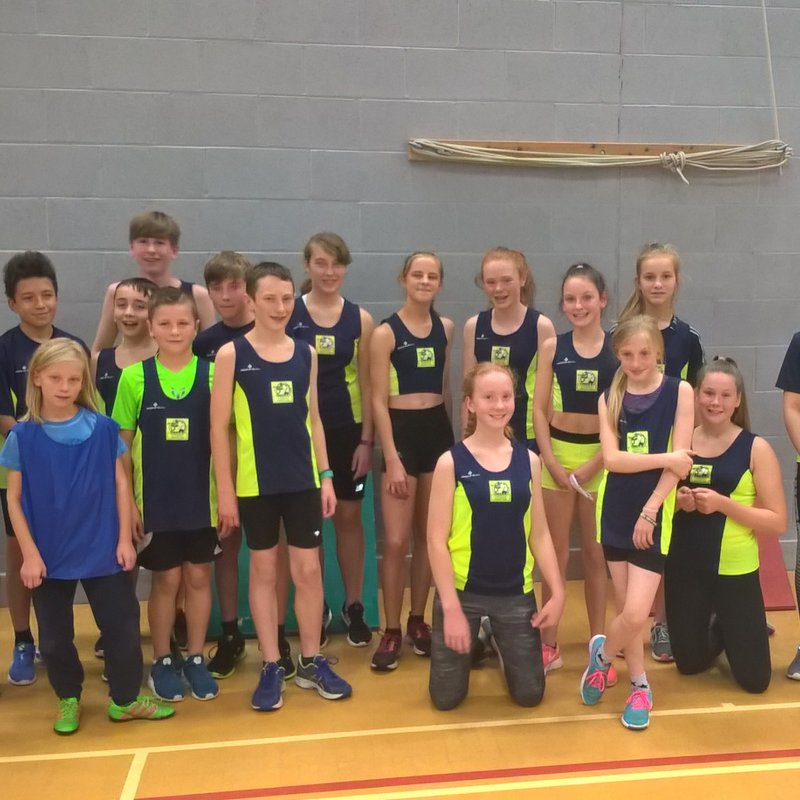 November Sportshall Athletics Report & Results
