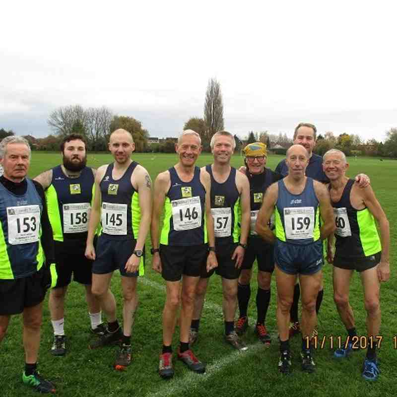 B'ham League XC 2017 - 18 (Nov)