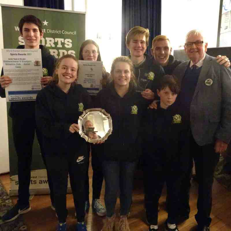 Wyre Forest Sports Awards 2017