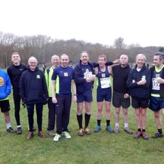 B'ham League XC 2017 - 18 (Droitwich)
