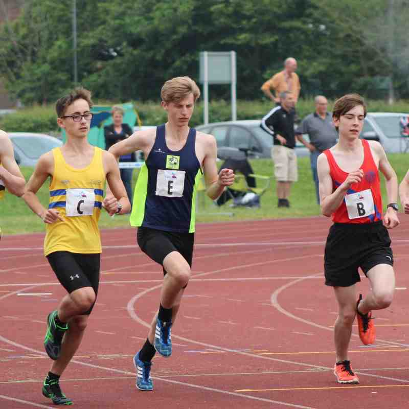 Upper YDL - Stourport May 2018