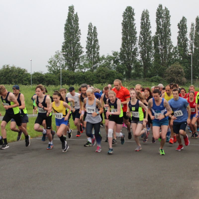Fast & Furious 5K series 2018 - Race 1 Results