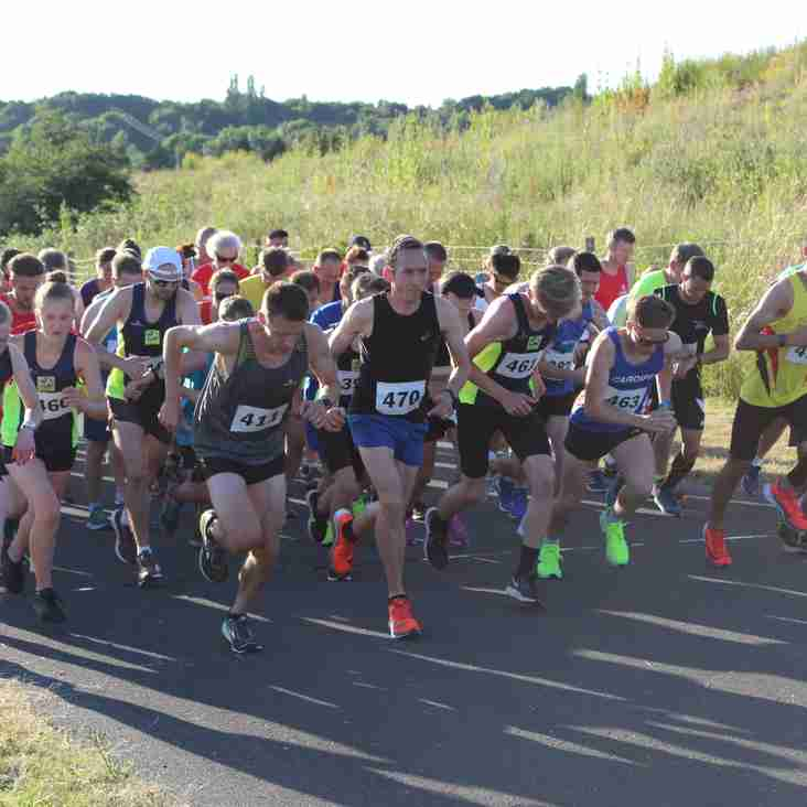 Fast & Furious 5K Series 2018 - Race 2 Results