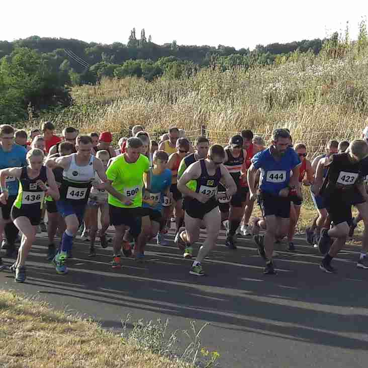 Fast & Furious 5K Series 2018 - Race 3 Results.