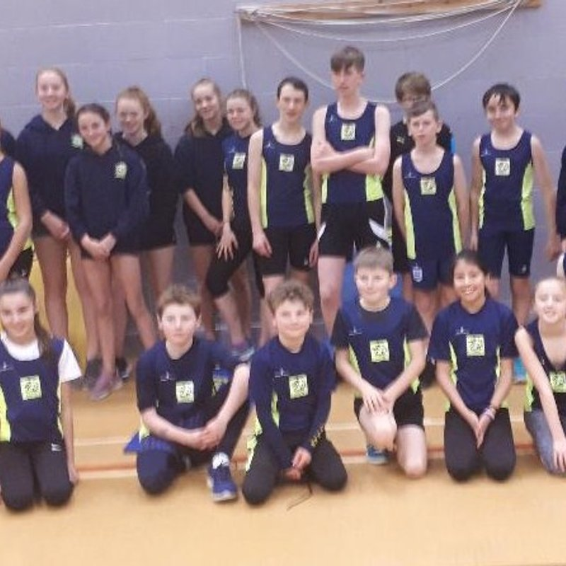 H & W Sportshall Athletics (2018/19) - Match 2 Results